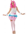 Cupcake outfit voor dames