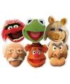 The Muppets kindermaskers setje