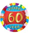 Bierviltjes 60 jaar feestartikelen