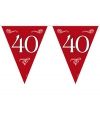 Rode slinger 40 jaar 10 meter