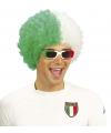 Italiaanse supporters pruik