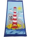 Strandlaken zeehond 70 x 150 cm