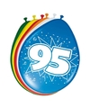 Leeftijd ballonnen 95 jaar 30 cm