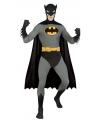 Batman superheld jumpsuit voor volwassenen
