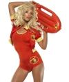 Pamela Anderson Baywatch kostuum