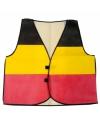 Belgie vestje voor volwassenen