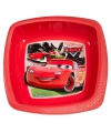 Cars schaaltjes rood 16 cm