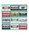 Servetten cassette bandjes 20 stuks