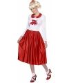 Sweet Sandy Grease dames kostuum