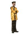 Chinese manderijn outfit voor kids