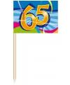Party prikkers 65 jaar