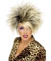 Feestpruik rockster Tina