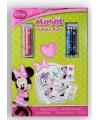 Minnie Mouse kleurplaten 4 stuks