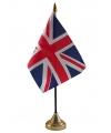 Engeland vlaggetje met standaard