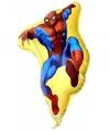 Folie ballon Spiderman 58 cm