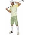 Golfers kostuum heren