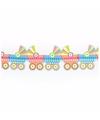 Babyshower versiering kinderwagen slinger