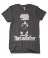 Merchandise Godfather shirt grijs heren
