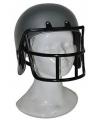 Rugby helmen voor kids grijs