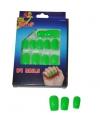 Nep nagel setje neon groen