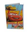 Mega verjaardagkaart Cars