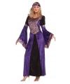 1001 nacht Arabische paarse jurk