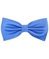 Luxe kobalt blauwe vlinderstrik