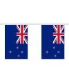Polyester nieuw zeeland vlaggenlijn
