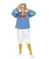 Matrozen eend kostuums voor kinderen