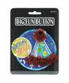 Mega button birthday boy