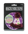 Mega button Birthday girl