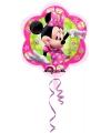 Minnie Mouse folie ballonnen 45 cm