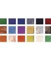 Mozaiek steentjes in diverse kleuren