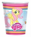 Papieren bekertjes My Little Pony Fluttershy