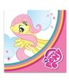 Papieren servetjes My Little Pony Fluttershy