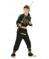 Verkleedkleding Ninja pak kind