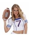 Opblaas American football 36 cm