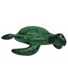 Opblaas zeeschildpad groen 46 cm