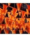 Prijsvoordeel vlaggenlijnen oranje