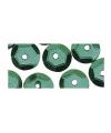 Groene pailletten 500 stuks
