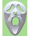 Papieren Scream masker