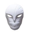 Papieren masker geest