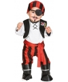 Piraten pakje voor peuters