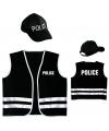 Politie hesje en politie pet