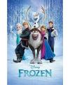 Frozen maxi poster 61 x 91,5 cm
