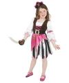Roze piraten pakje voor meisjes