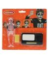 Make-up set skelet