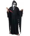Halloween Scream kostuum voor kinderen