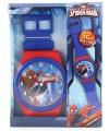 Spiderman horloge wandklok 92 cm