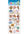 Kinder schelpen stickers